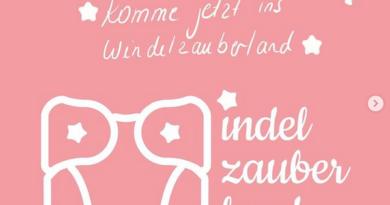 Windelzauberland Markenbotschaftlerin (Bildquelle: Windelzauberland | https://www.instagram.com/p/CNp2encFZCQ/)