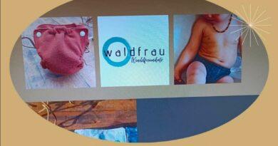 Waldfrau Windelfreiunikate bald als Shop (Bildquelle: Waldfrau Windelfreiunikate | https://www.instagram.com/p/COXrXARlRV7/)