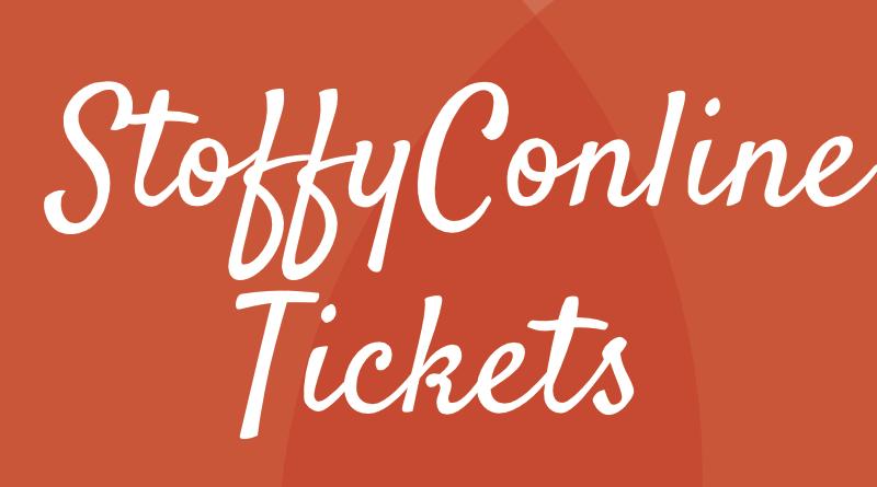 StoffyConline 2021 Tickets jetzt erhältlich