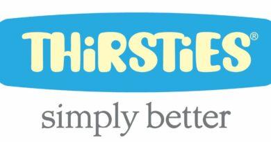 Thirsties logo