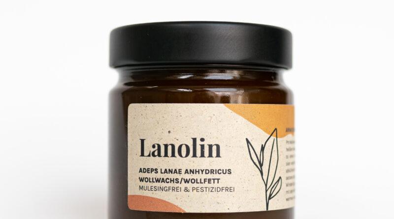 Mulesingfreies Lanolin bei ShitHappens (Bildquelle: ShitHappens | https://shithappens-stoffwindeln.de/product/lanolin-mulesingfrei-pestizidfrei-brustwarzensalbe/)