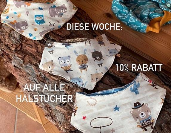 Bärenkind Wendehalstücher im Angebot (Bildquelle: Bärenkind | https://www.instagram.com/p/CRPb-v0lyBS/)