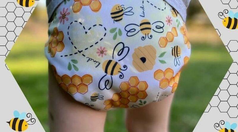 Bee Kind jetzt neu bei StoffyWelt: Viele neue Mother Ease Designs