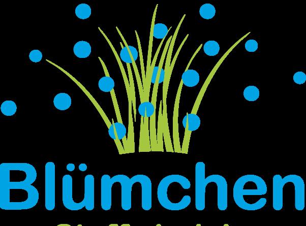 Blümchen Stoffwindel Logo
