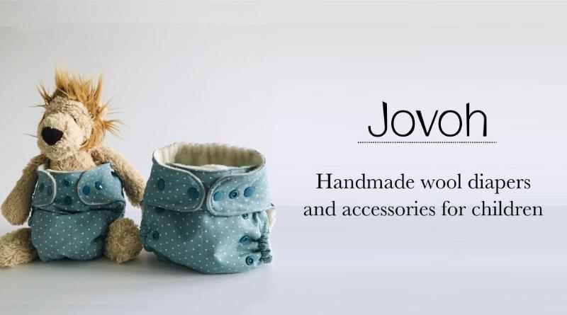 Jovoh Wollwindeln, Handgemachte Wollüberhosen aus biologischer Merinowolle, mulesingfrei