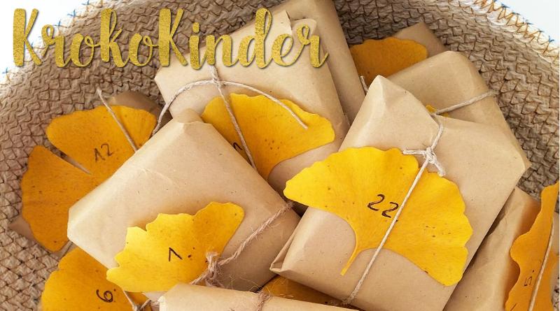 Krokokinder nachhaltiger Adventskalender für die ganze Familie (Bildquelle: KrokoKinder | https://www.krokokinder.com/de/shop/spielzeuge-und-deko/holzspielzeug/krokokinder-adventskalender/)