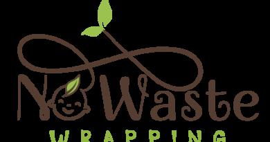 NoWasteWrapping Stoffwindeln und Zubehör Logo