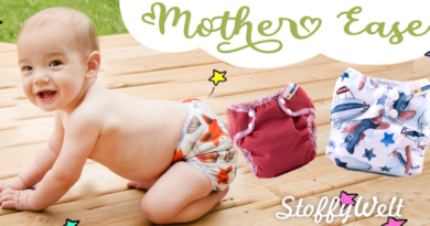 Mother Ease bei Stoffywelt